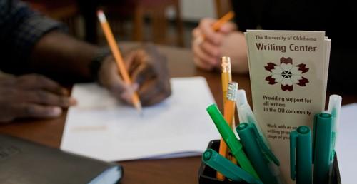 OU Writing Center